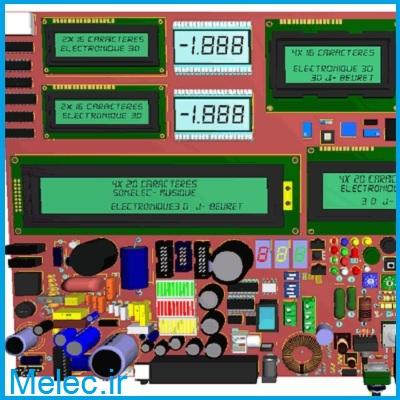 طراحی PCB در محیط ARES