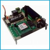 دزدگیر سیم کارت خور با ماژول SIM900 و سنسور PIR