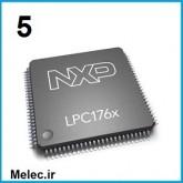 آموزش میکروکنترلرهای LPC1768 جلسه پنجم: پورت های ورودی و خروجی lpc17xx_gpio