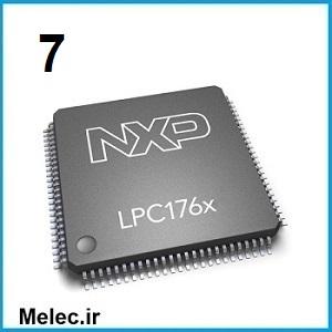 آموزش میکروکنترلرهای LPC1768 جلسه هفتم: مبدل دیجیتال به آنالوگ lpc17xx_dac.h