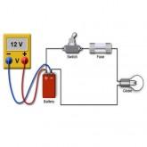 مفاهیم ولتاژ ، جریان و توان