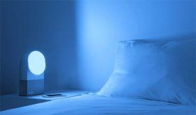 تایمر چراغ خواب با عملکرد 30 دقیقه ای
