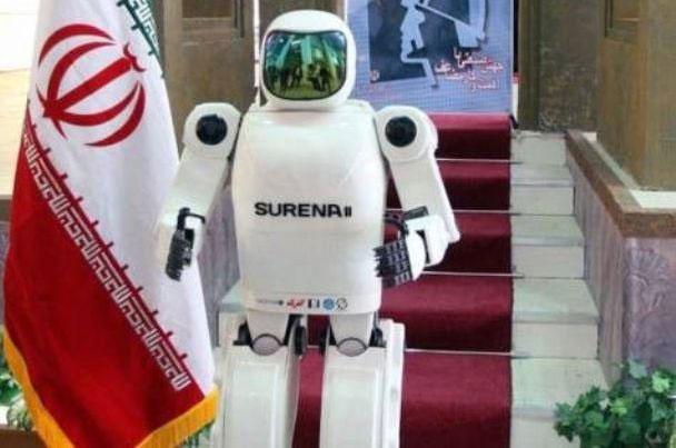 ربات انسان نمای