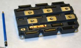 ترانزیستور دوقطبی با گیت ایزوله IGBT