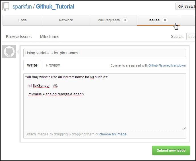قابلیتهای گیت هاب Wiki and Issues
