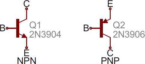 ترانزیستور دو قطبی (BJT)
