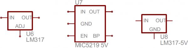 رگولاتور های ولتاژ