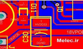 ابزار پلیگان (Polygon) در طراحی PCB
