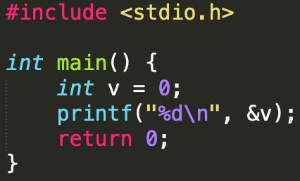اشاره گرها در برنامه نویسی زبان C