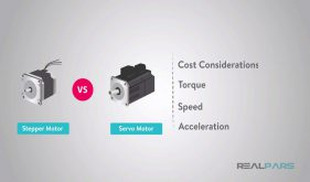 استپر موتور چیست و چگونه کار میکند؟