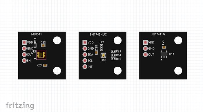 طراحی قطعات الکترونیکی در Fritzing