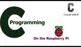 نحوه نوشتن و اجرای یک برنامه C روی رزبریپای