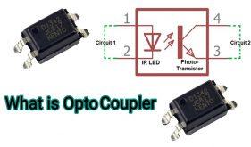 انواع اپتوکوپلرها و کاربردهای آنها در مدارهای AC و DC
