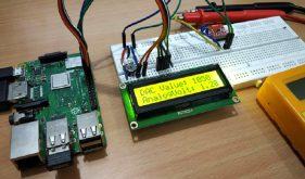 آموزش کار با مبدل دیجیتال به آنالوگ در رزبریپای با استفاده از مبدل DAC ۱۲ بیتی MCP4725