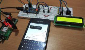 ارسال و دریافت SMS با استفاده از میکروکنترلر STM32F103C8 و ماژول SIM800c GSM